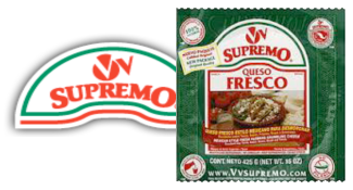 supremo queso fresco