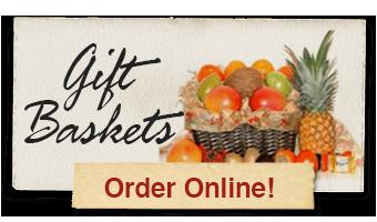 gift baskets order online